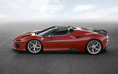 2016 Ferrari J50 wallpaper thumbnail.