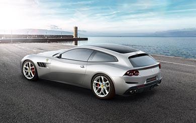 2017 Ferrari GTC4 Lusso T wallpaper thumbnail.