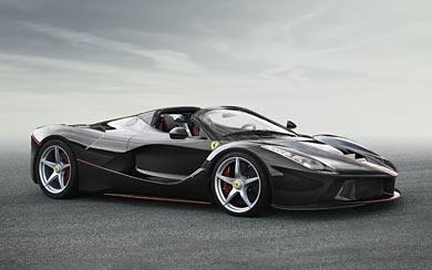 2017 Ferrari LaFerrari Aperta thumbnail.
