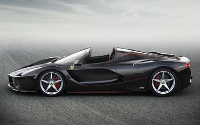 2017 Ferrari LaFerrari Aperta wallpaper thumbnail.