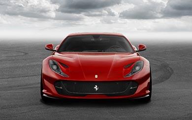 2018 Ferrari 812 Superfast wallpaper thumbnail.