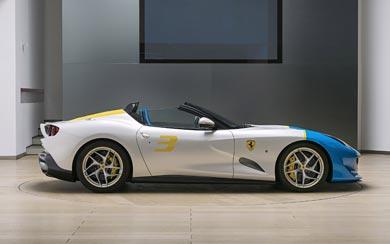 2018 Ferrari SP3JC wallpaper thumbnail.