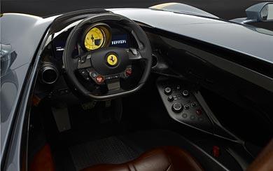 2019 Ferrari Monza SP1 wallpaper thumbnail.