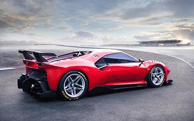 2019 Ferrari P80/C wallpaper thumbnail.