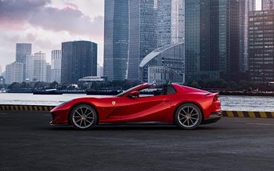 2020 Ferrari 812 GTS wallpaper thumbnail.