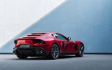 2020 Ferrari Omologata wallpaper thumbnail.