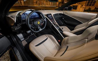 2020 Ferrari Roma wallpaper thumbnail.