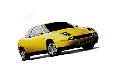 1995 Fiat Coupe wallpaper thumbnail.