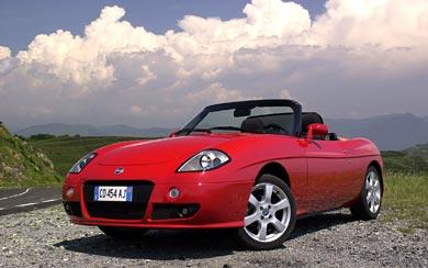 2003 Fiat Barchetta wallpaper thumbnail.