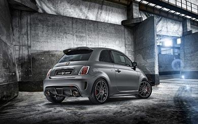 2015 Fiat Abarth 695 Biposto wallpaper thumbnail.