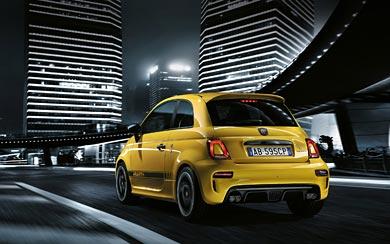 2017 Fiat Abarth 595 Competizione wallpaper thumbnail.