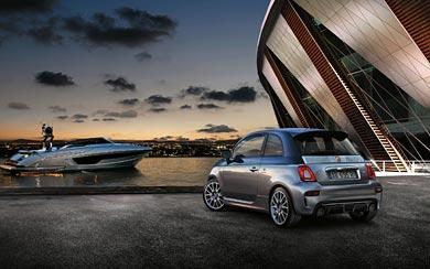 2017 Fiat Abarth 695 Rivale wallpaper thumbnail.