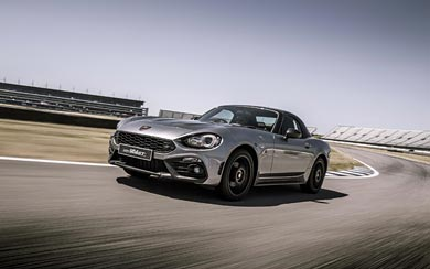 2018 Fiat 124 GT Abarth wallpaper thumbnail.