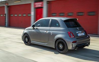 2022 Fiat F595 Abarth wallpaper thumbnail.