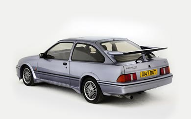 1986 Ford Sierra RS Cosworth wallpaper thumbnail.