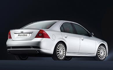 2002 Ford Mondeo ST220 wallpaper thumbnail.