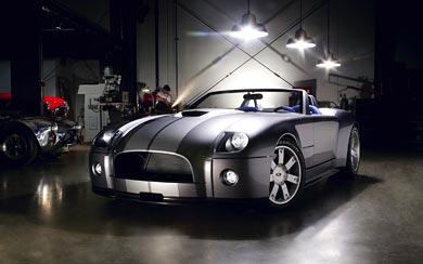 2004 Ford Shelby Cobra Concept wallpaper thumbnail.