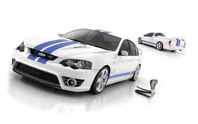 2008 Ford FPV GT Cobra wallpaper thumbnail.