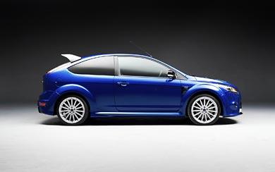 2009 Ford Focus RS wallpaper thumbnail.