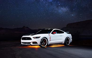 2015 Ford Mustang GT Apollo Edition wallpaper thumbnail.
