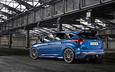 2016 Ford Focus RS wallpaper thumbnail.