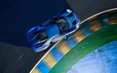 2017 Ford GT wallpaper thumbnail.