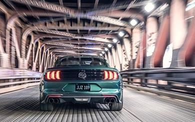 2019 Ford Mustang Bullitt wallpaper thumbnail.