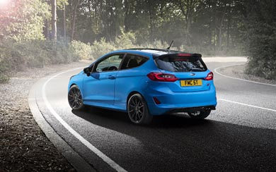2020 Ford Fiesta ST Edition wallpaper thumbnail.