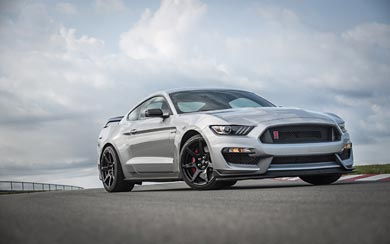 2020 Ford Mustang Shelby GT350R wallpaper thumbnail.