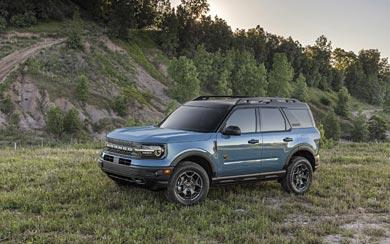 2021 Ford Bronco wallpaper thumbnail.