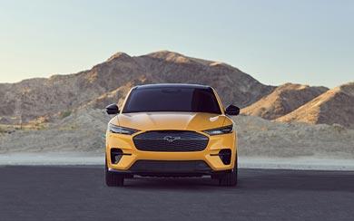 2021 Ford Mustang Mach-E GT wallpaper thumbnail.