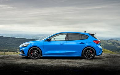 2022 Ford Focus ST Edition wallpaper thumbnail.