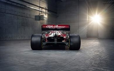 2021 Alfa Romeo C41 wallpaper thumbnail.