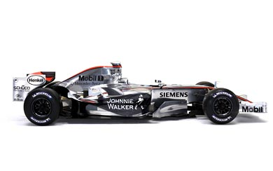 2006 McLaren MP4-21 wallpaper thumbnail.