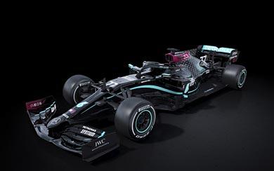 2020 Mercedes AMG W11 EQ Performance thumbnail.