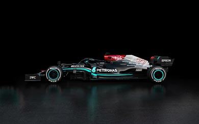 2021 Mercedes AMG W12 E Performance wallpaper thumbnail.