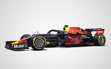 2019 Red Bull Racing RB15 wallpaper thumbnail.
