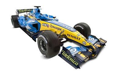 2006 Renault F1 R26 wallpaper thumbnail.