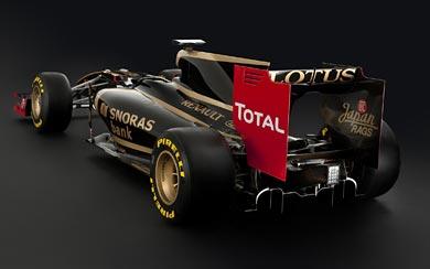 2011 Lotus Renault F1 R31 wallpaper thumbnail.