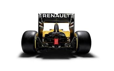 2016 Renault RS16 wallpaper thumbnail.