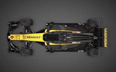 2017 Renault RS17 wallpaper thumbnail.