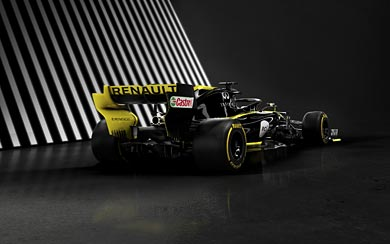 2019 Renault RS19 wallpaper thumbnail.