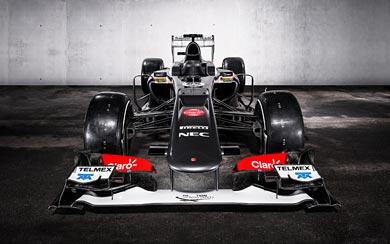 2013 Sauber F1 C32 wallpaper thumbnail.