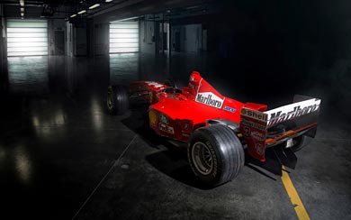 2000 Ferrari F2000 wallpaper thumbnail.