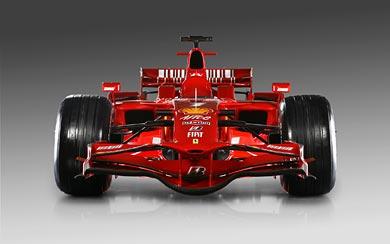 2008 Ferrari F2008 wallpaper thumbnail.