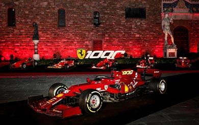 2020 Ferrari SF1000 thumbnail.