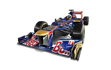 2012 Toro Rosso STR7 wallpaper thumbnail.