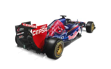 2014 Toro Rosso STR9 wallpaper thumbnail.