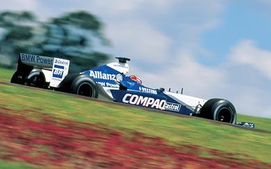 2002 Williams FW24 wallpaper thumbnail.