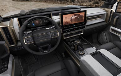 2022 GMC Hummer EV wallpaper thumbnail.